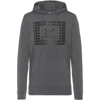 Under Armour Sportstyle Hoodie Herren grey