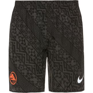 Nike Challenger Laufhose Herren black-anthracite-reflective silv