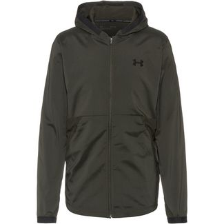 Under Armour Vanish Funktionsjacke Herren green