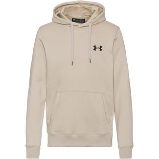 Under Armour Rival Fitted Hoodie Herren brown