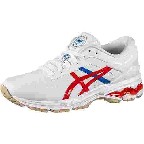 ASICS GEL-KAYANO 26 - RETRO TOKYO Laufschuhe Damen white-classic red im  Online Shop von SportScheck kaufen
