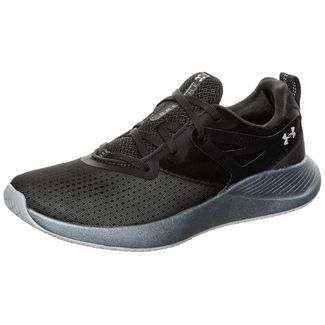 Under Armour Charged Breathe TR 2 Fitnessschuhe Damen anthrazit