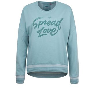 Shirts for Life KATHERINE Sweatshirt Damen stone green