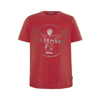Chiemsee T-Shirt T-Shirt Kinder Poinsettia