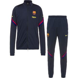 Nike FC Barcelona Trainingsanzug Herren dark obsidian-dark obsidian