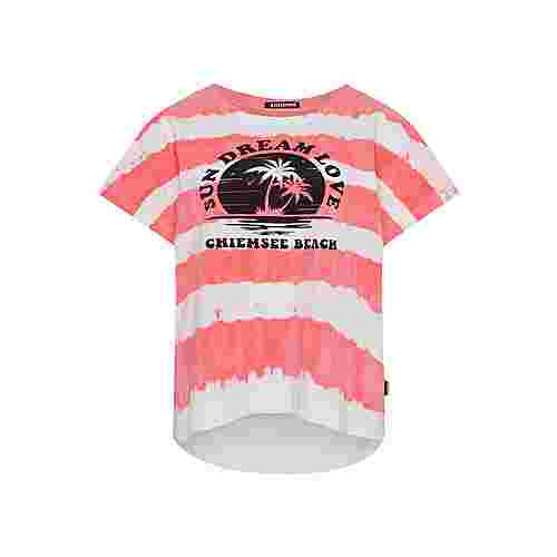 Chiemsee T-Shirt T-Shirt Damen White/Pink BTK
