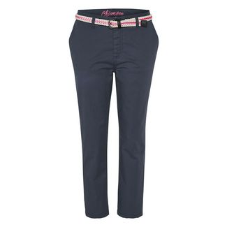 Chiemsee Chino Hose Chinohose Damen Ombre Blue