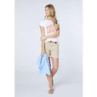 Chiemsee Shorts Shorts Damen Oxford Tan