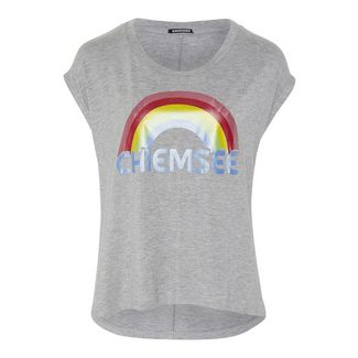 Chiemsee T-Shirt T-Shirt Damen Neutr. Gray
