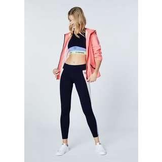 Chiemsee Jacke Funktionsjacke Damen Neon Pink