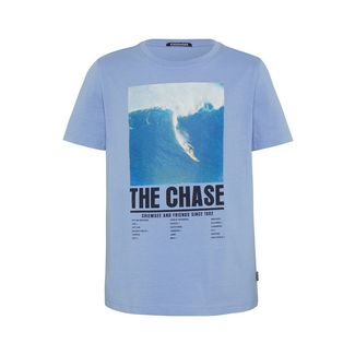 Chiemsee T-Shirt T-Shirt Kinder Robbia Blue