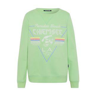 Chiemsee Sweatshirt Kids Sweatshirt Kinder Green Ash