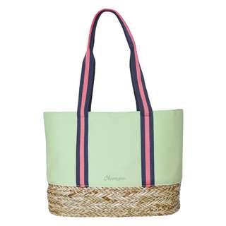 Chiemsee Strandtasche Strandtasche Damen Green Ash