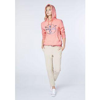 Chiemsee Sweatshirt Sweatshirt Damen Neon Pink