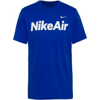 Nike NSW Air T-Shirt Herren game royal-white