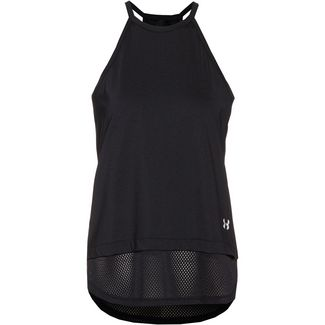 Under Armour Funktionstank Damen black