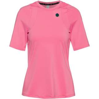 Under Armour Rush Funktionsshirt Damen pink