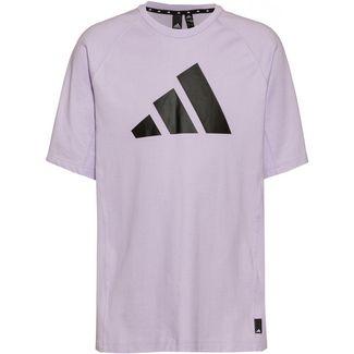 adidas The Pack T-Shirt Herren purple tint