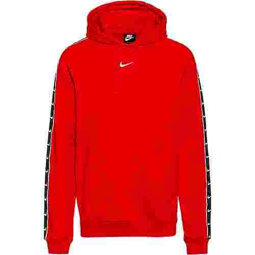 Nike NSW Swoosh Hoodie Herren university red-black-white