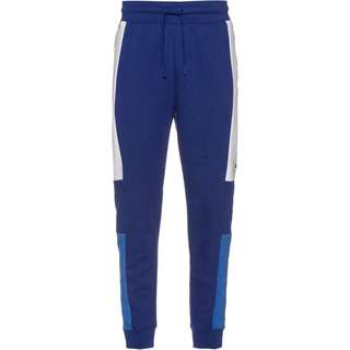 Nike NSW Air Sweathose Herren deep royal blue-white