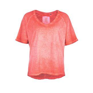 Shirts for Life LARISSA T-Shirt Damen coral