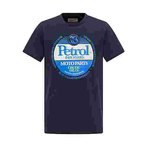 Petrol Industries T-Shirt Kinder Deep Capri