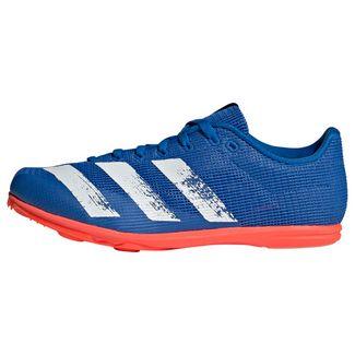 adidas Wanderschuhe Kinder Glory Blue / Core White / Solar Red
