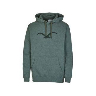 Cleptomanicx Sweatshirt Herren Bottle Green