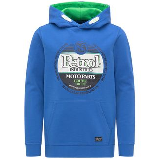 Petrol Industries Hoodie Kinder Antartic Blue