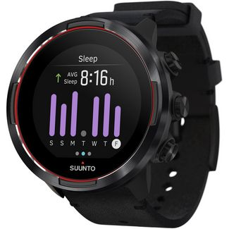 Suunto 9 baro red Sportuhr red