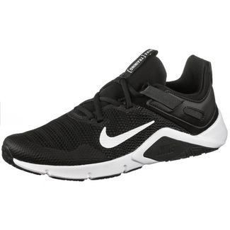 Nike Legend Fitnessschuhe Herren black-white-dk smoke grey