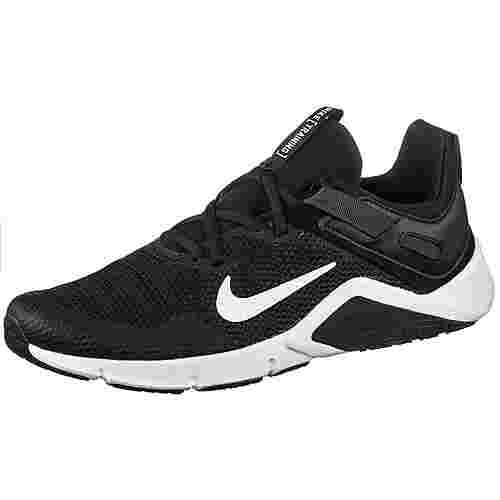 Nike Legend Fitnessschuhe Herren black-white-dk smoke grey