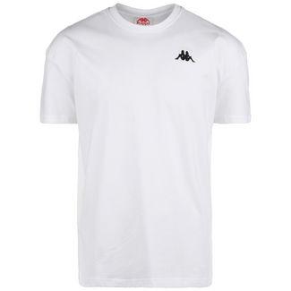 KAPPA Authentic Franklyn T-Shirt Herren weiß