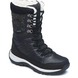Mols Stiefel Damen 1001 Black