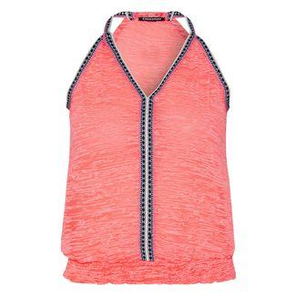 Chiemsee Top Tanktop Damen Neon Pink
