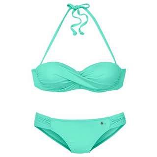S.OLIVER Bikini Set Damen türkis