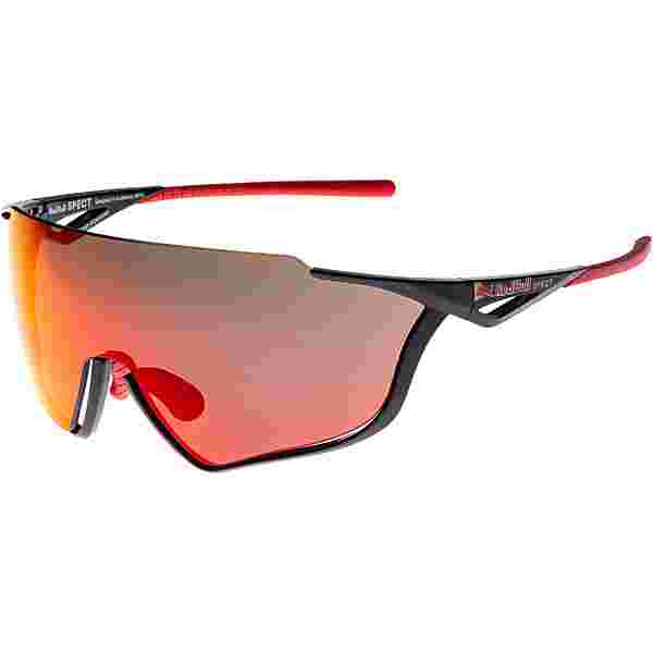 Red Bull Spect Pace Sportbrille black red