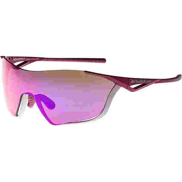 Red Bull Spect Flow Sportbrille burgundy