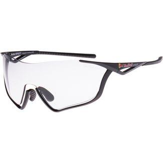 Red Bull Spect Flow Sportbrille black-transparent