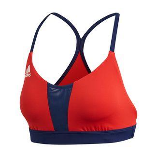 adidas All Me Beach Bikinioberteil Bikini Oberteil Damen Team Collegiate Red / Team Navy / White