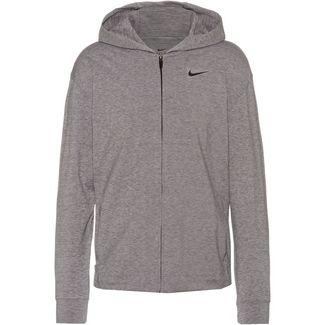 Nike Hyper Dry Trainingsjacke Herren gunsmoke-htr-black