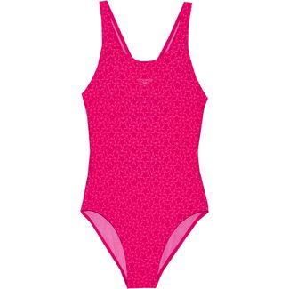 SPEEDO Boomstar Badeanzug Kinder electric pink-galinda