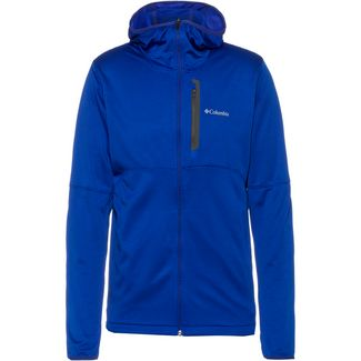 Columbia Tech Trail Fleecejacke Herren azul