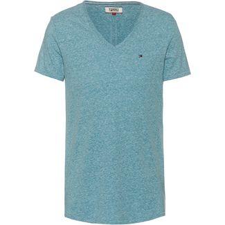 Tommy Hilfiger V-Shirt Herren exotic teal
