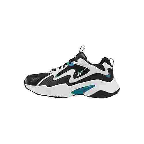 Reebok Sneaker Kinder Black / White / Seaport Teal