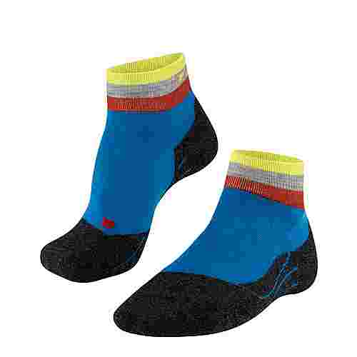 Falke TK2 Short Ribbons Wandersocken Damen galaxy blue (6416)