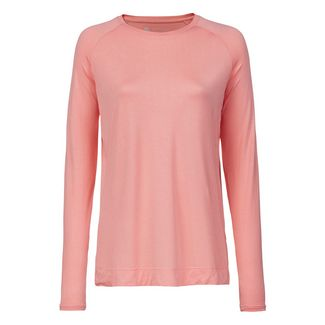 Endurance Laufshirt Damen 4096 Peach Blossom