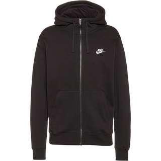 Nike NSW Club Sweatjacke Herren black-black-white