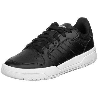 adidas Entrap Basketballschuhe Damen schwarz / silber