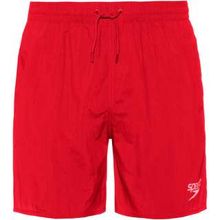 SPEEDO Badeshorts Herren fed red